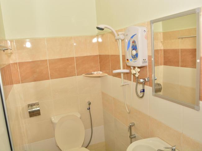 Qish Hotel Malacca / Melaka - Bathroom