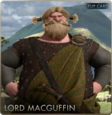 Brave Cards - Lord MacGuffin