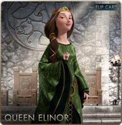 Brave Cards - Queen Elinor