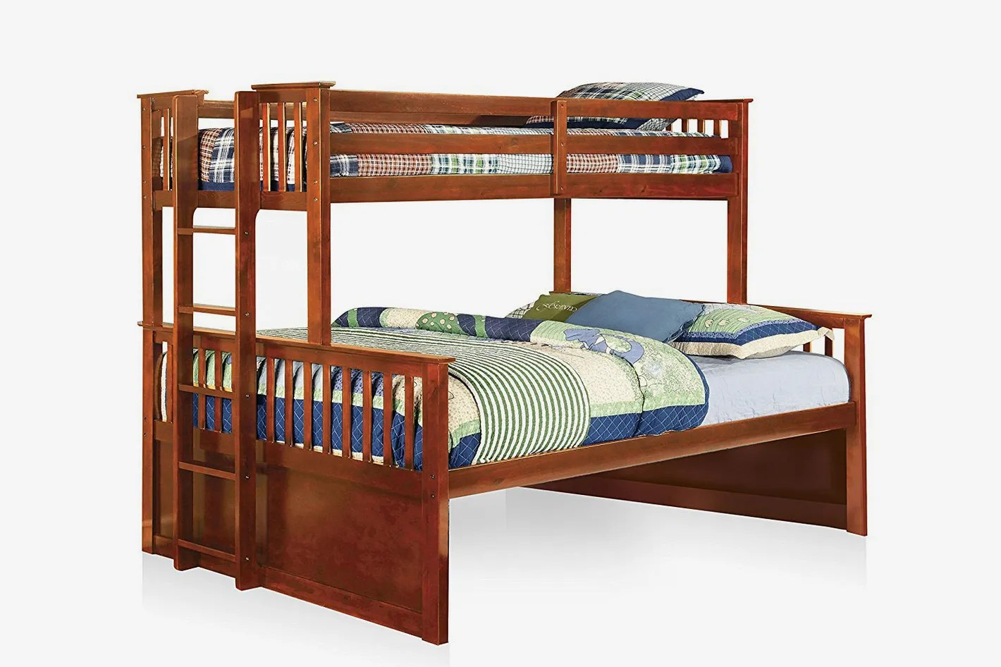 Lummy Storage America Pammy Twin Over Queen Bunk Bed Bunk Beds On Amazon 2018 Twin Over Queen Bunk Bed Staircase Twin Over Queen Bunk Bed Furniture houzz-03 Twin Over Queen Bunk Bed