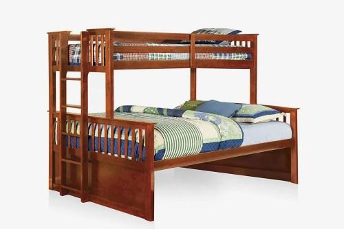 Medium Of Wood Bunk Beds
