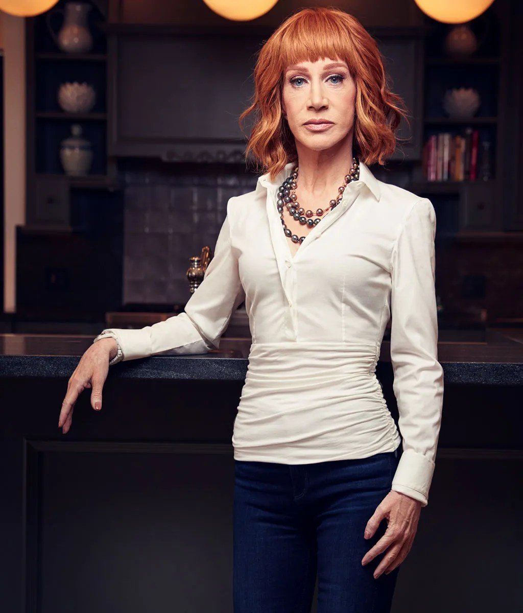 Kathy Griffin Isn t Apologizing Anymore