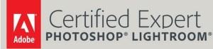 Adobe Certified Expert Photoshop Lightroom