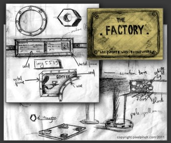Factory Sketches
