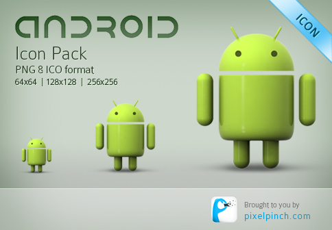 Folder8 Google Android Icon Pack   Free