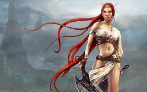 Heavenly Sword (2)