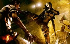 Jill Valentine Resident Evi 5  2b