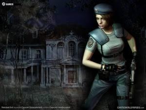 Jill Valentine Resident Evil 2