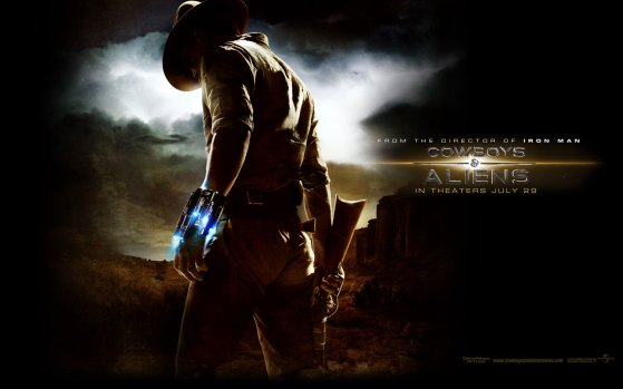 Cowboys & Aliens Movie 2 Wide Wallpapers PixelPinch