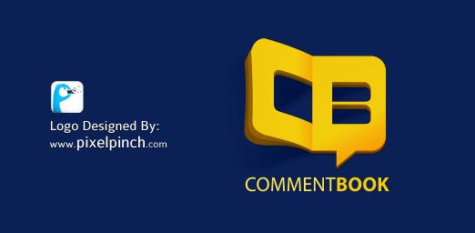 Comment Book Final Logo