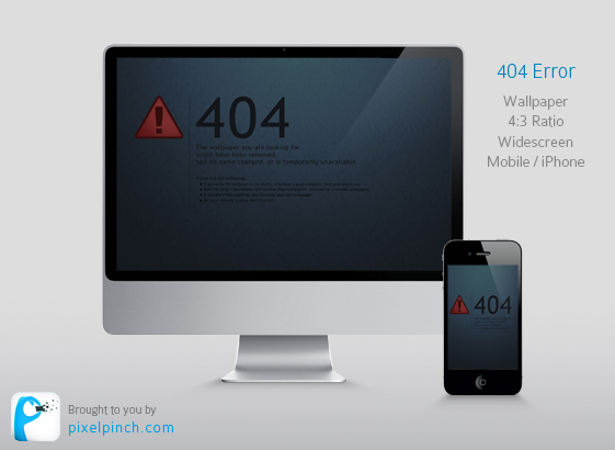 404 error wallpaper 404 Error Wallpaper For Your Desktop & Mobile