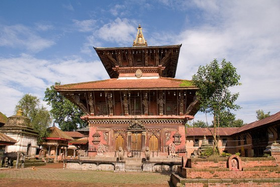 Changu Narayan Temple 7 UNESCO Listed Heritage Sites of Nepal (within Kathmandu Valley)
