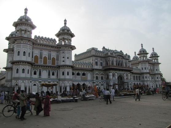 Janaki Mandir Famous Hindu Temples & Shrines of Nepal Part 2