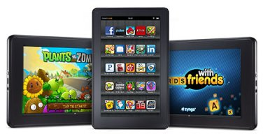 Kindle Fire 4