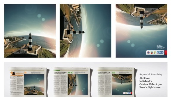 an air show ingles Top Print Advertisements of 2012 Half Yearly, Part 1