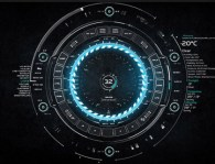 Sci Fi Rainmeter Thumb
