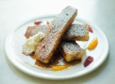 Focaccia French Toast