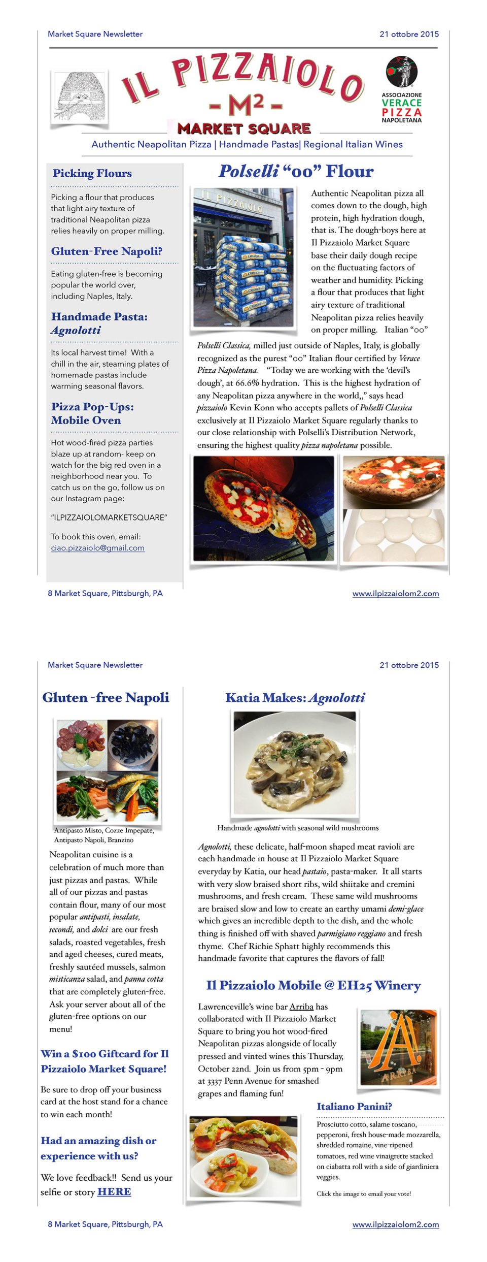ilpizzaiolo-newsletter-oct2015