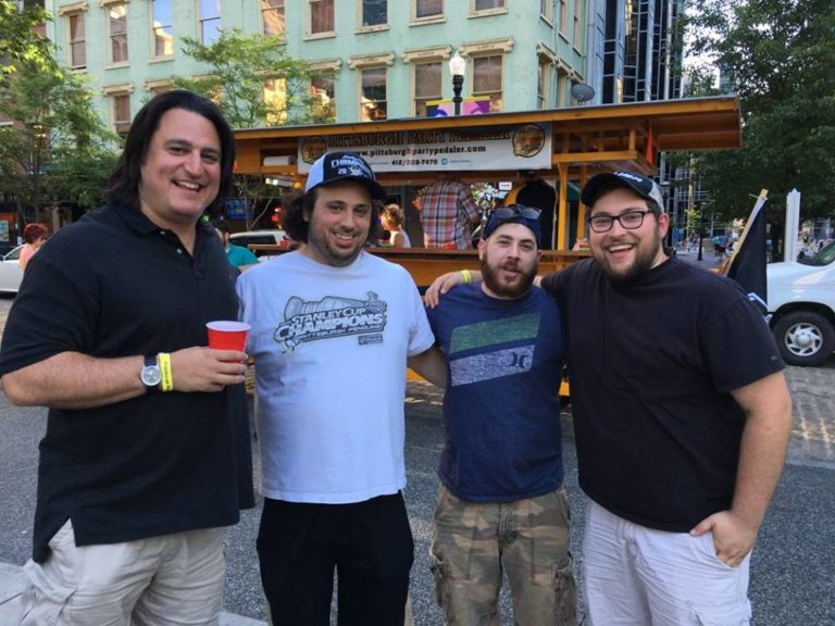 "YaJagoff! Podcast | ""Live From the Pittsburgh Party Pedaler"""