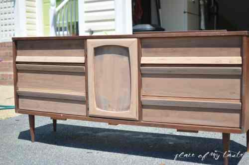 Medium Of Mid Century Dresser
