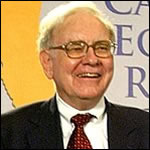 Warren Buffett - Credit: Steve Grayson/WireImage.com