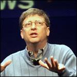 Bill Gates - Credit: UPI