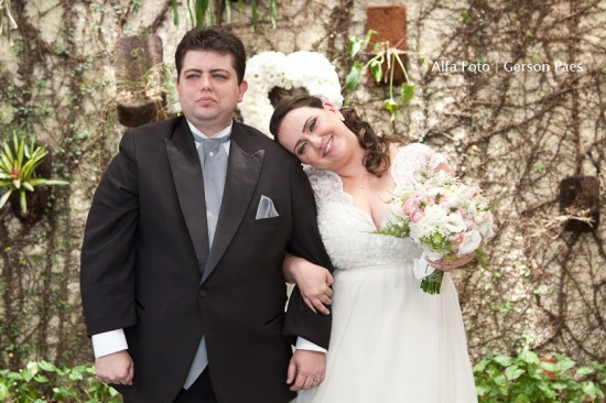 Casamento Débora e Guilherme. Foto: Alfa Foto.