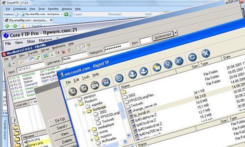 Los mejores 25 programas de FTP