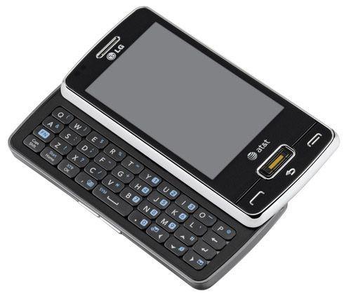LG eXpo muestra su teclato qwerty