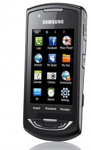 Samsung Onyx / Monte S5620