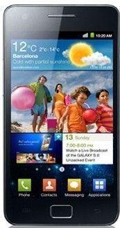 Samsung Galaxy S II i9100 - Manual de usuario