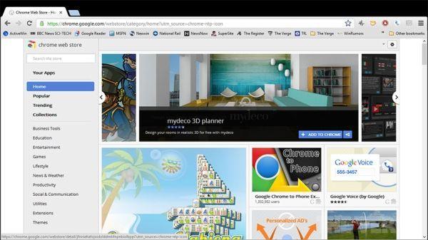 Descarga Google Chrome para Windows 8
