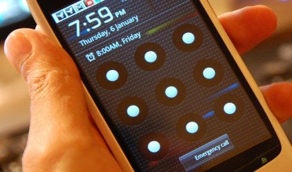 Recuperar patrón de desbloqueo en Android