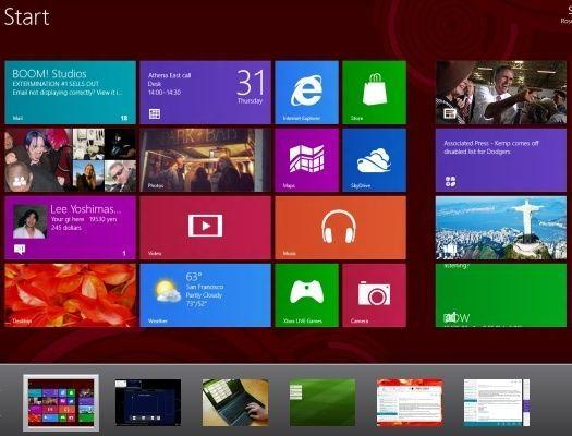 Diferencias entre Windows 8 y Windows 8 Pro