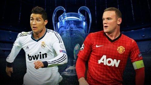 Real Madrid vs Manchester United gratis por internet