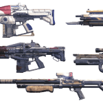 exotics weapon guide