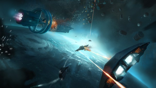 ELITE DANGEROUS (De Frontier Developments) [Test/PC/XBOX One/PS4]