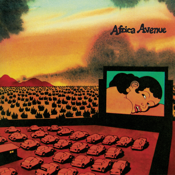 THE PAPERHEAD – Africa Avenue