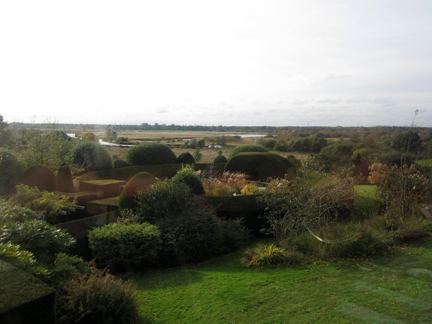 How Hill Gardens and View