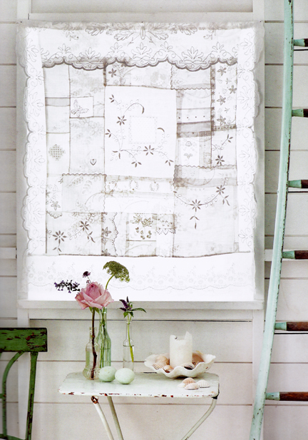 The Hand-Stitched Home curtain