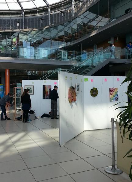 Forum, Norwich NNOS taster exhibition