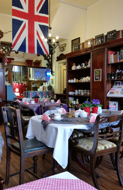 Little British Tea Shop