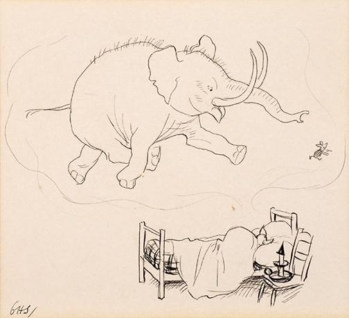 Ernest Shepherd, illustrator of Winnie-the-Pooh