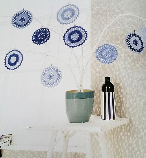 Mandalas - crochet therapy