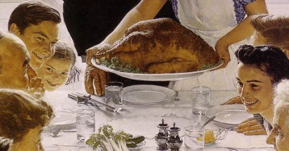 rockwell_thanksgiving - wide