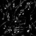 black-music-notes-song