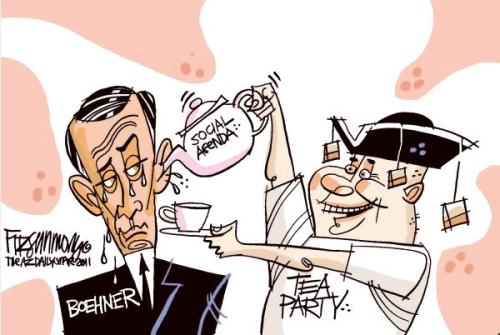 Boehner Tea Party