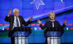 hillary bernie debate