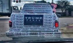 trump-truck