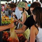 Princeton Farmers' Market Kicks Off 2016 Outdoor Season Thursday